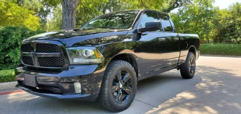 2014 RAM Ram Pickup 1500 for sale at Motorcars Group Management - Bud Johnson Motor Co in San Antonio TX