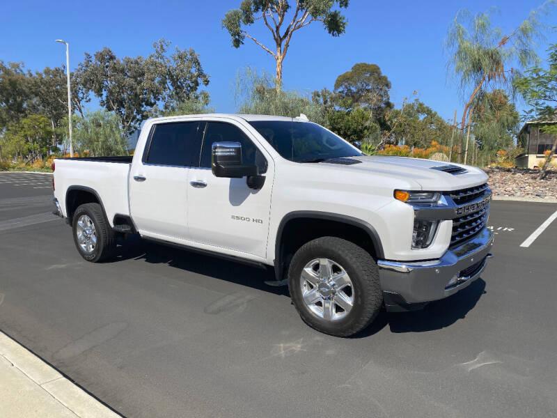 2020 Chevrolet Silverado 2500HD for sale at CAS in San Diego CA