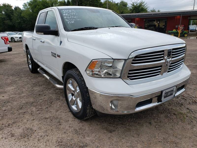2013 RAM Ram Pickup 1500 for sale at CAR CORNER in Van Buren AR