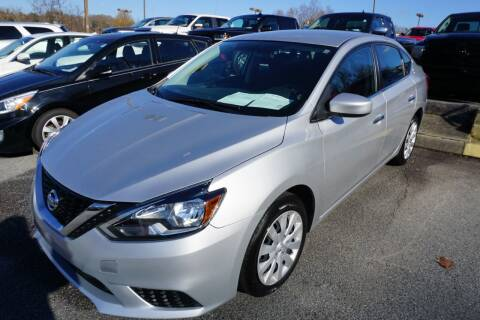 2019 Nissan Sentra for sale at Modern Motors - Thomasville INC in Thomasville NC