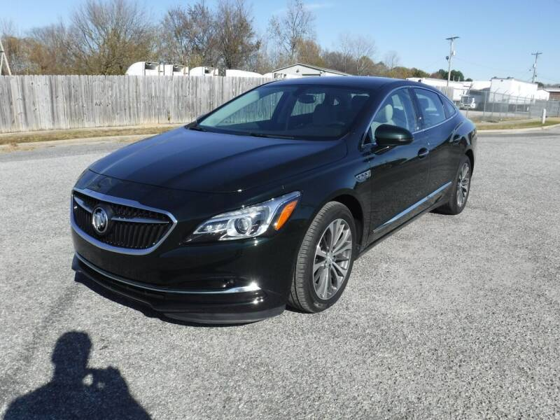 2017 Buick LaCrosse for sale at AutoMax of Memphis - Logan Karr in Memphis TN