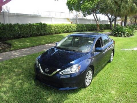 2016 Nissan Sentra for sale at Roadmaster Auto Sales in Pompano Beach FL
