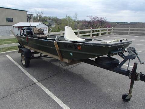 1996 Alumacraft 1436 LITE for sale at HORTON AUTO SALES, LLC in Linn MO