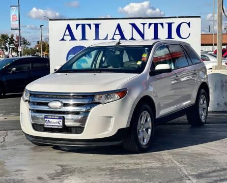 2013 Ford Edge for sale at Atlantic Auto Sale in Sacramento CA