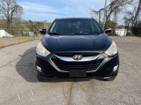 2010 Hyundai Tucson for sale at Car ConneXion Inc in Knoxville TN