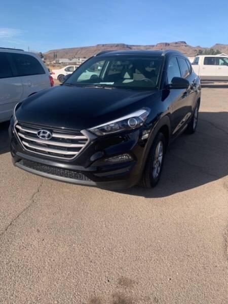 2016 Hyundai Tucson for sale at Poor Boyz Auto Sales in Kingman AZ