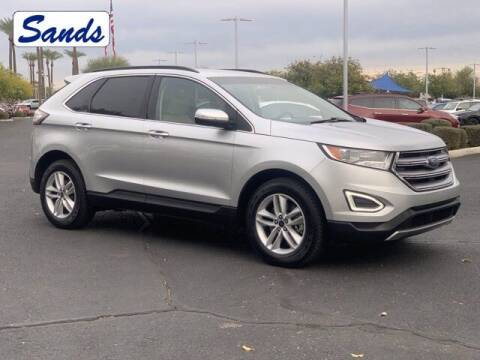 2018 Ford Edge for sale at Sands Chevrolet in Surprise AZ