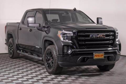 2020 GMC Sierra 1500 for sale at Chevrolet Buick GMC of Puyallup in Puyallup WA
