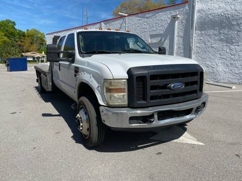 2008 Ford F-450 Super Duty for sale at Consumer Auto Credit in Tampa FL