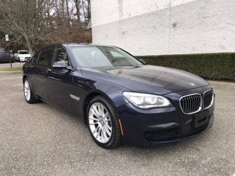 2015 BMW 7 Series for sale at Select Auto in Smithtown NY