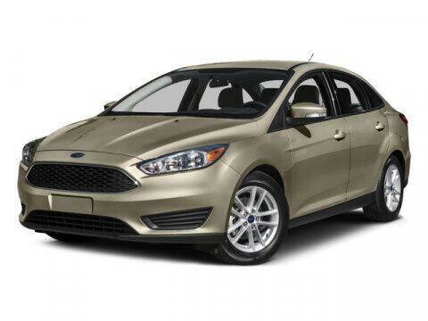2015 Ford Focus for sale at HILAND TOYOTA in Moline IL