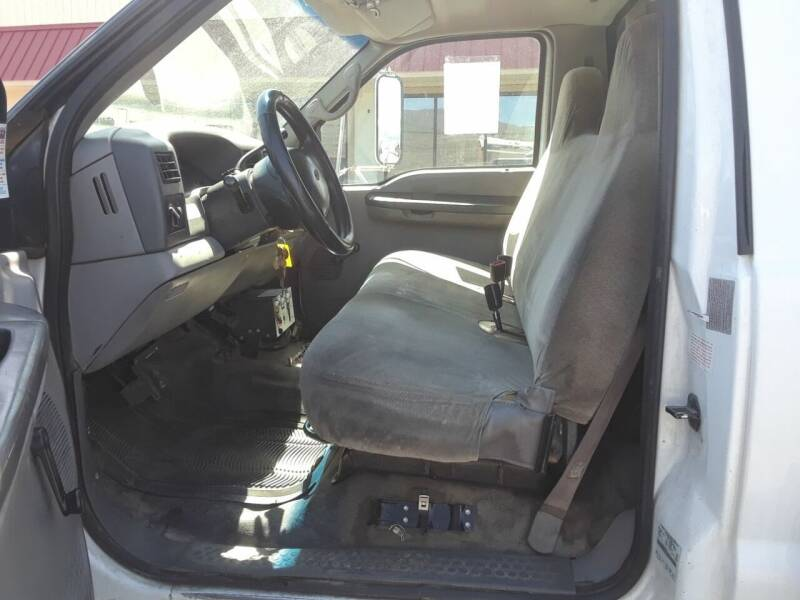 1999 Ford F-550 Super Duty 4X2 2dr Regular Cab 140.8-200.8 in. WB - Carson City NV