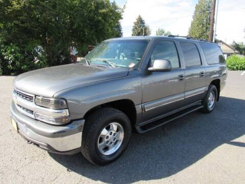 2002 Chevrolet Suburban for sale at Triple C Auto Brokers in Washougal WA