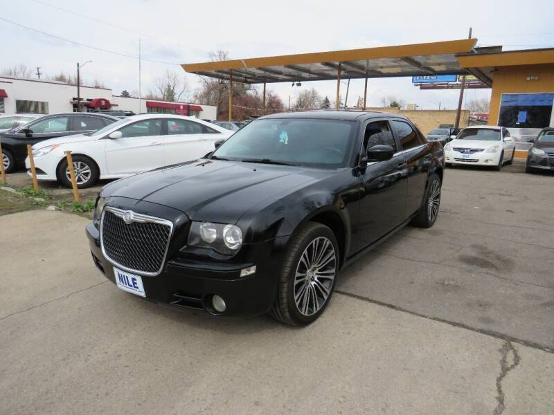 2010 Chrysler 300 for sale at Nile Auto Sales in Denver CO