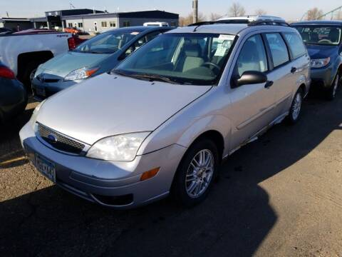 2005 Ford Focus for sale at Affordable 4 All Auto Sales in Elk River MN