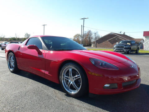 2007 Chevrolet Corvette for sale at TAPP MOTORS INC in Owensboro KY