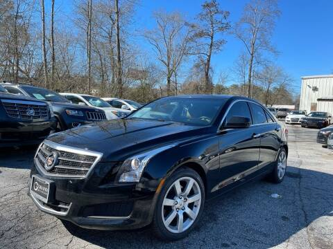 2014 Cadillac ATS for sale at Car Online in Roswell GA