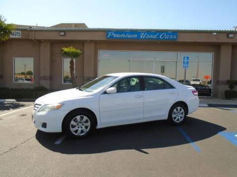 2011 Toyota Camry for sale at Family Auto Sales in Victorville CA