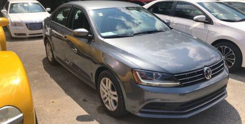 2018 Volkswagen Jetta for sale at Tommy's Auto Sales in Inez KY