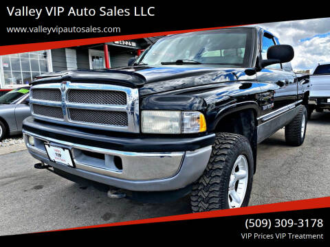 2001 Dodge Ram Pickup 1500 for sale at Valley VIP Auto Sales LLC in Spokane Valley WA