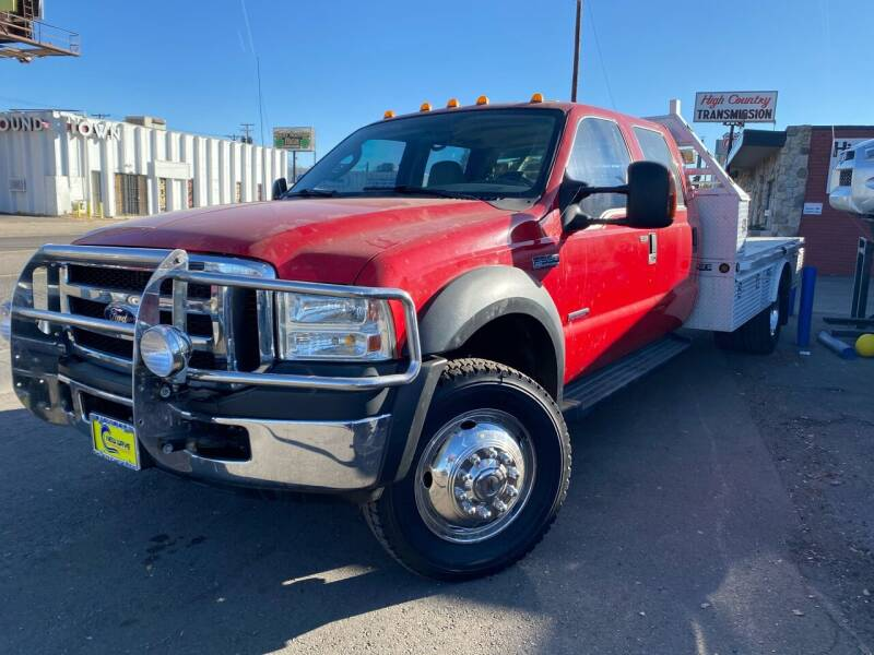 2006 Ford F-550 Super Duty for sale at New Wave Auto Brokers & Sales in Denver CO