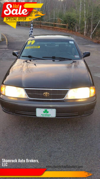 1999 Toyota Avalon for sale at Shamrock Auto Brokers, LLC in Belmont NH