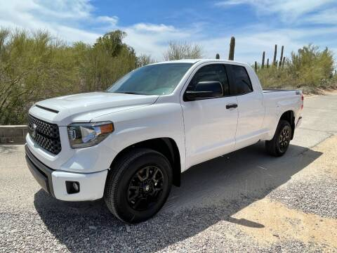 2021 Toyota Tundra for sale at Auto Executives in Tucson AZ