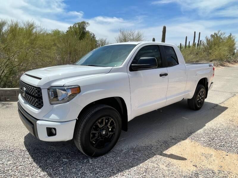 2021 Toyota Tundra for sale at Auto Executives in Tucson AZ