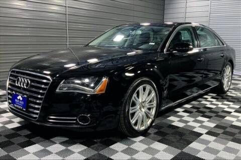 2014 Audi A8 L for sale at TRUST AUTO in Sykesville MD
