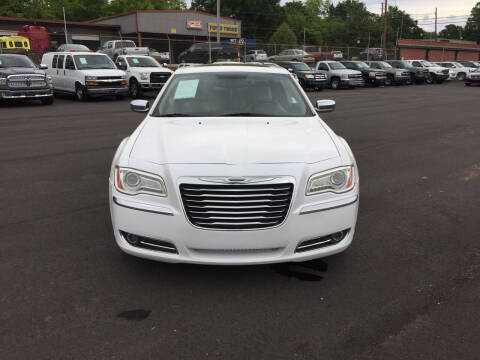 2011 Chrysler 300 for sale at Beckham's Used Cars in Milledgeville GA