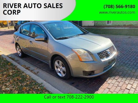 2007 Nissan Sentra for sale at RIVER AUTO SALES CORP in Maywood IL
