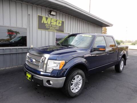 2011 Ford F-150 for sale at Moss Service Center-MSC Auto Outlet in West Union IA