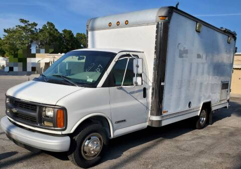 2000 Chevrolet Express Cutaway for sale at North American Fleet Sales in Largo FL