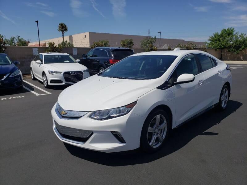 2017 Chevrolet Volt for sale at Auto Facil Club in Orange CA