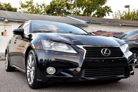 2013 Lexus GS 350 for sale at Wheel Deal Auto Sales LLC in Norfolk VA