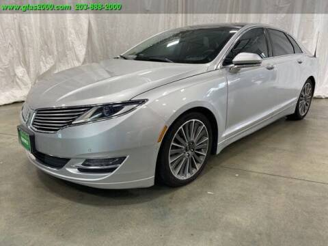 2013 Lincoln MKZ for sale at Green Light Auto Sales LLC in Bethany CT