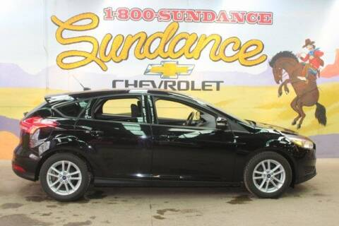 2018 Ford Focus for sale at Sundance Chevrolet in Grand Ledge MI