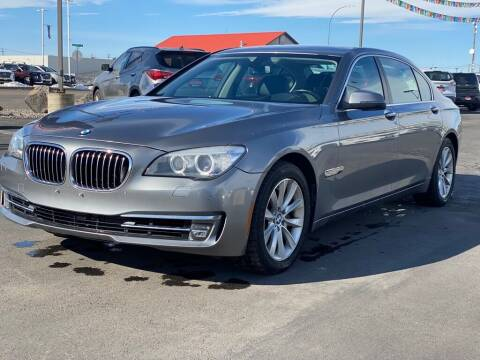 2013 BMW 7 Series for sale at Right Price Auto in Idaho Falls ID