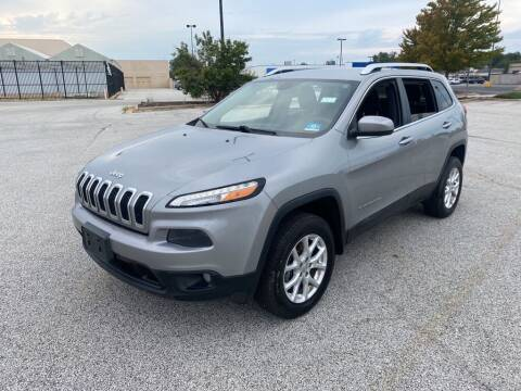 2015 Jeep Cherokee for sale at TKP Auto Sales in Eastlake OH