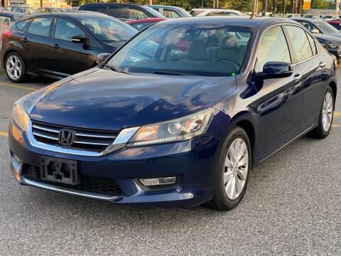 2013 Honda Accord for sale at MAGIC AUTO SALES - Magic Auto Prestige in South Hackensack NJ