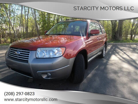 2006 Subaru Forester for sale at StarCity Motors LLC in Garden City ID