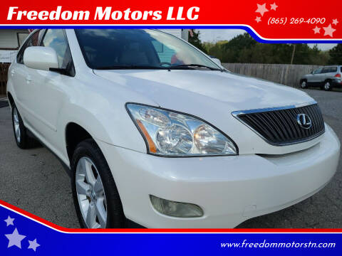2006 Lexus RX 330 for sale at Freedom Motors LLC in Knoxville TN