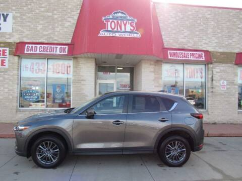 2019 Mazda CX-5 for sale at Tony's Auto World in Cleveland OH