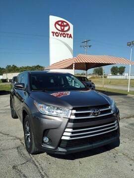 2017 Toyota Highlander for sale at Quality Toyota in Independence KS