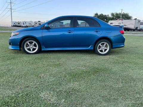 2009 Toyota Corolla for sale at Florida Coach Trader Inc in Tampa FL