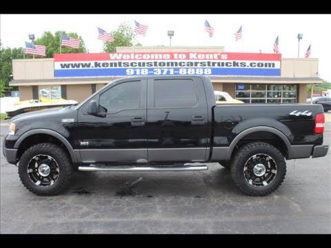 2008 Ford F-150 for sale at Kents Custom Cars and Trucks in Collinsville OK
