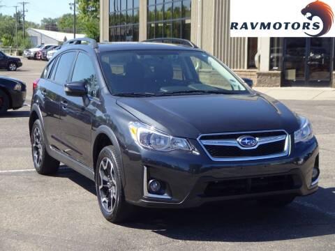 2017 Subaru Crosstrek for sale at RAVMOTORS 2 in Crystal MN