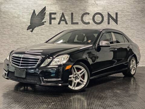 2013 Mercedes-Benz E-Class for sale at FALCON AUTO BROKERS LLC in Orlando FL
