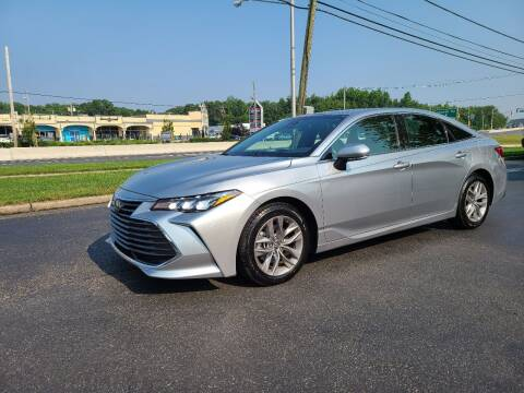 2019 Toyota Avalon for sale at iCar Auto Sales in Howell NJ