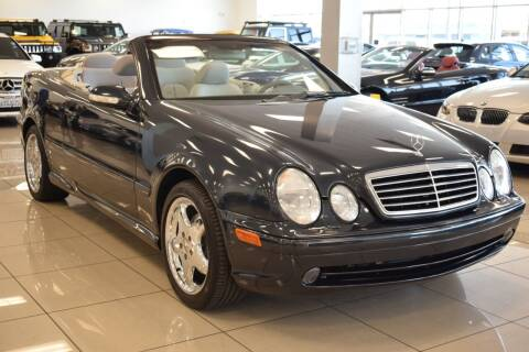 2000 Mercedes-Benz CLK for sale at Legend Auto in Sacramento CA